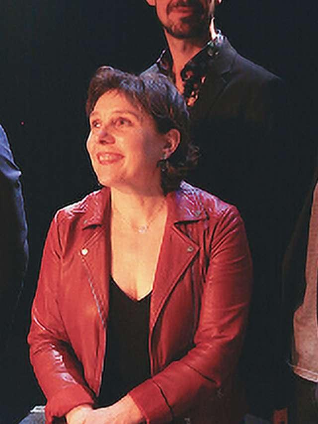 Annie Ebrel Quartet - Concert
