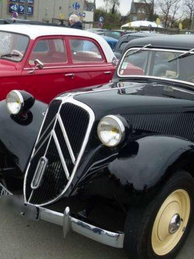 Expositions de voitures anciennes