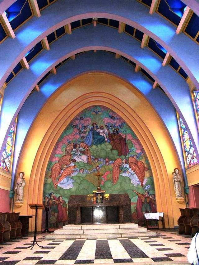 Chapelle St Joseph - Journées du Patrimoine