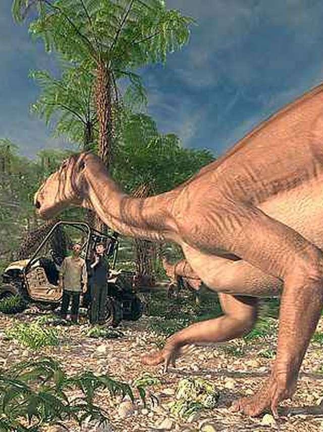 Crépuscule des dinosaures - en anglais