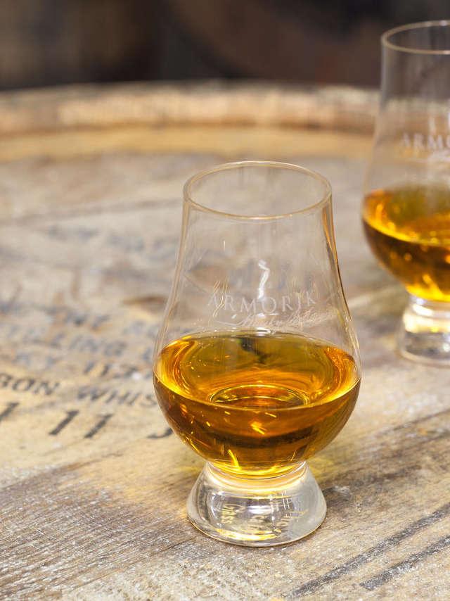 Visite de la distillerie Warenghem