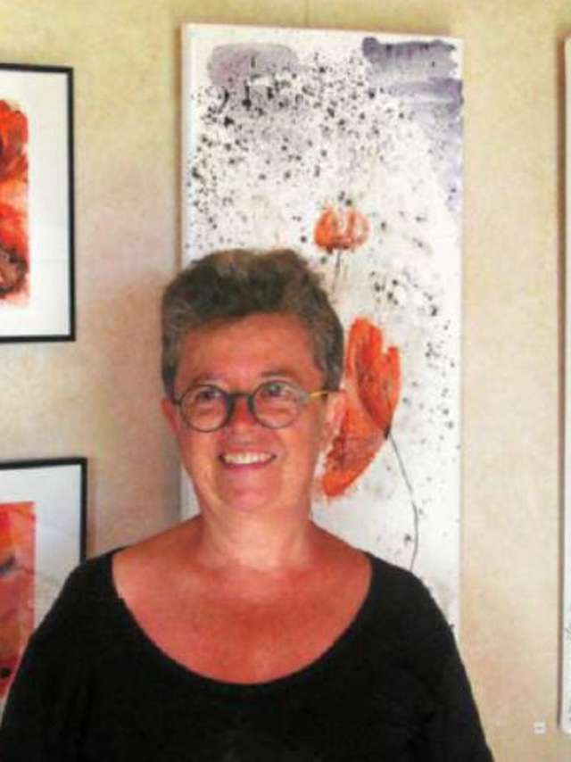Ingrid Blasco - Exposition