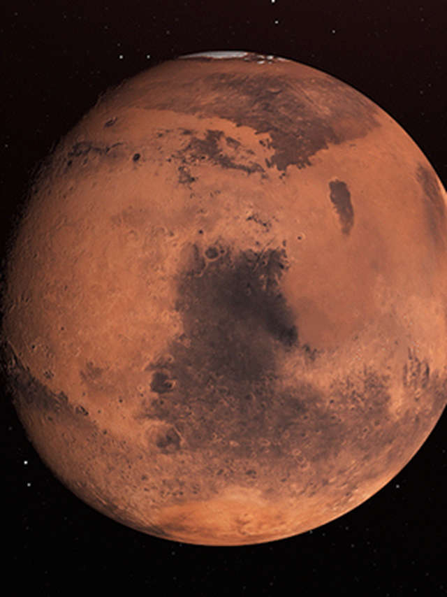 Nouveau spectacle : Mars, soeur de la Terre