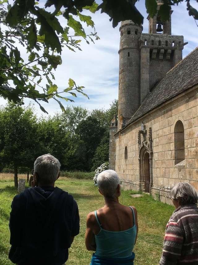 Visite guidée de la chapelle de Saint-Samson (XVe-XVIIe s)