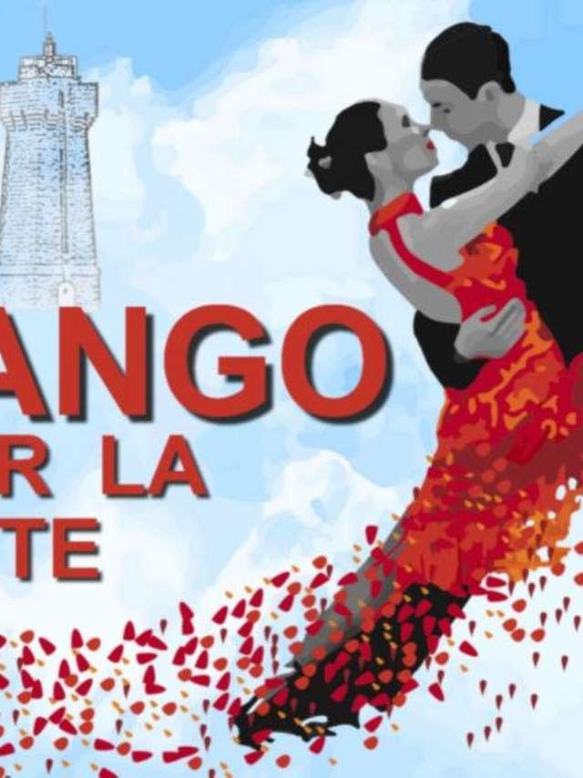 Stage de tango niveau S2 intermédiaire- Festival Tango par la Côte
