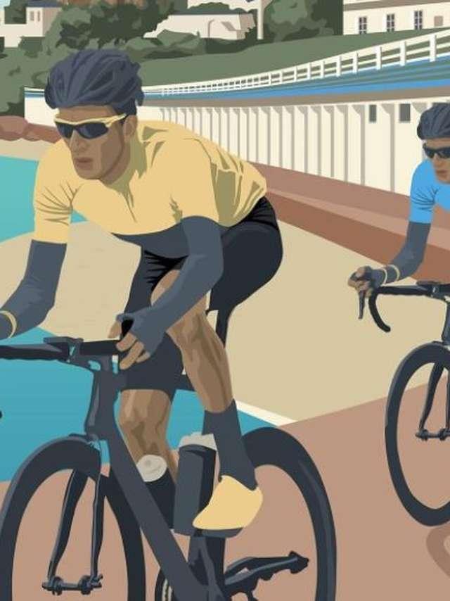 Concerts et animations low tech - Tour de France