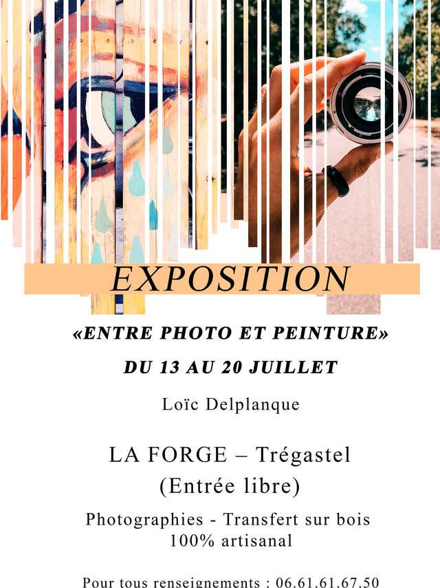 Entre photographies et peintures - Exposition