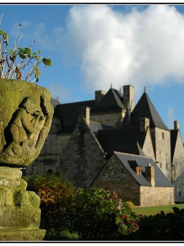 Château-Manoir de Kerroué
