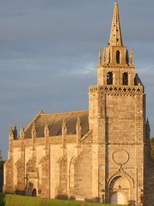 L'Eglise Saint-Yves de Minihy-Tréguier