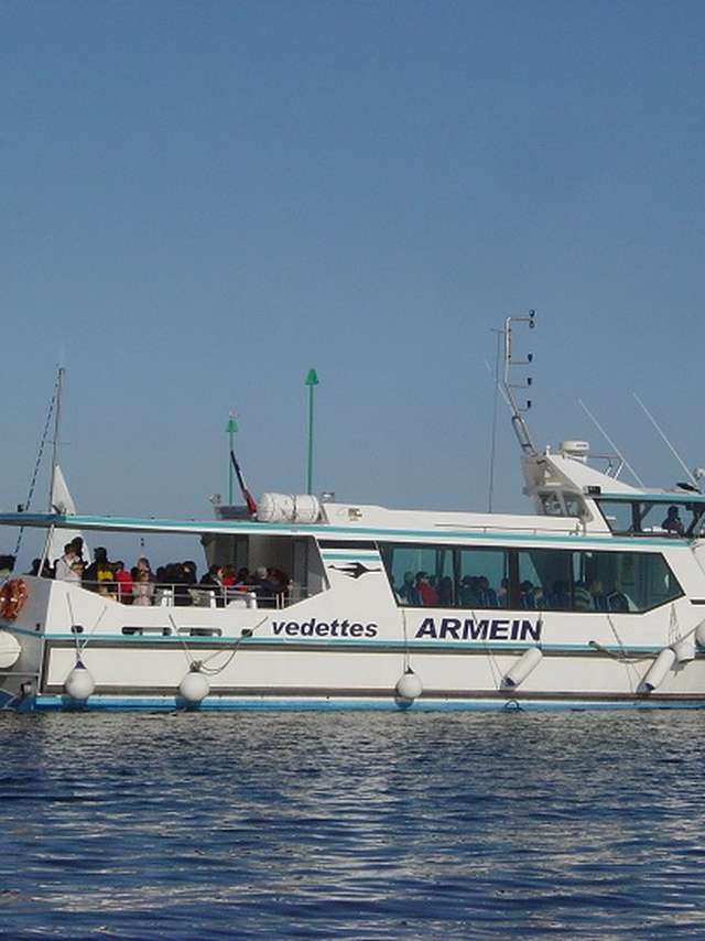 Excursions en mer vers l'île de Batz