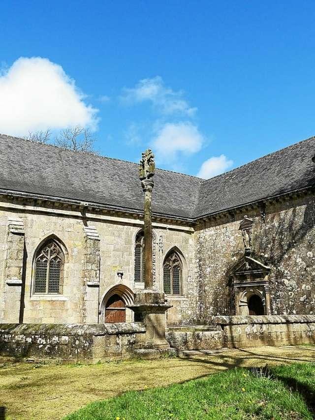 Exposition sur les travaux de la Chapelle Notre Dame de Kerfons