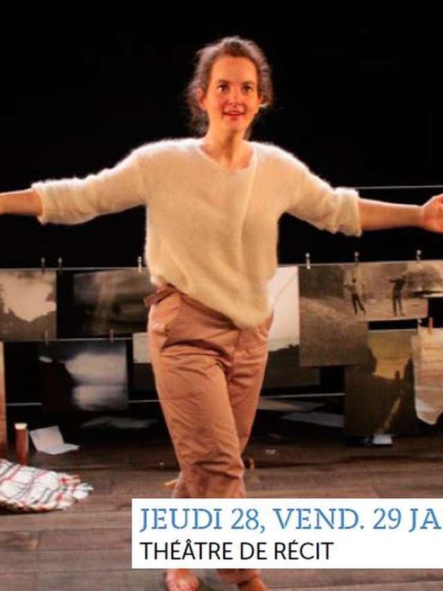 An Irish story - Théâtre de récit - Reporté