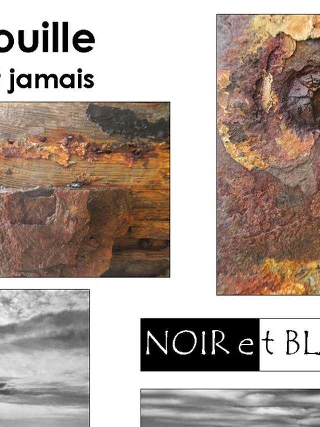 Photographies de Jean Ducouet - La Rouille