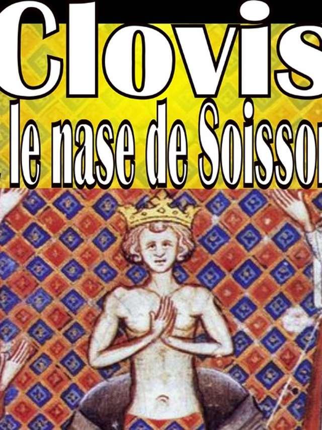 Clovis et le nase de Soissons - Théâtre