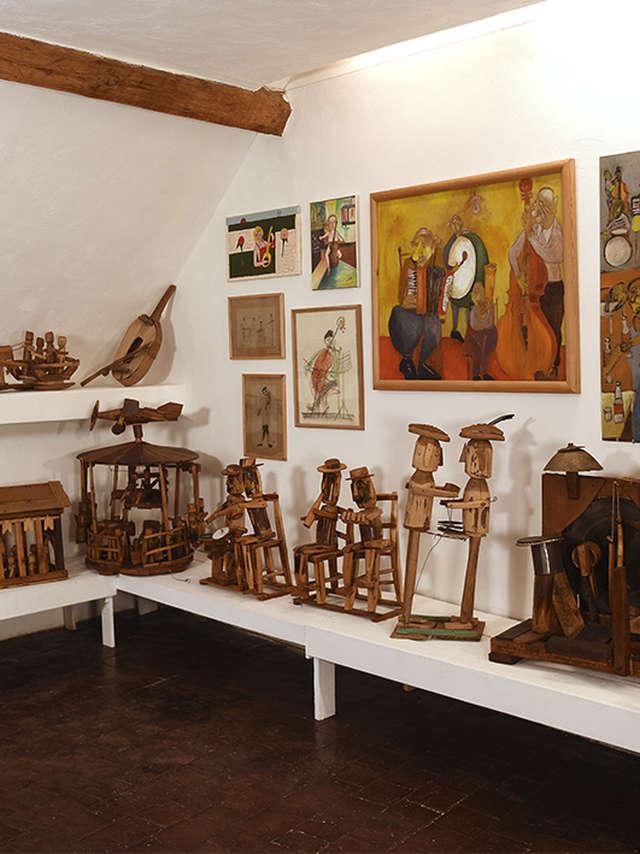 La Fabuloserie - Musée d'art hors-les-normes/art brut