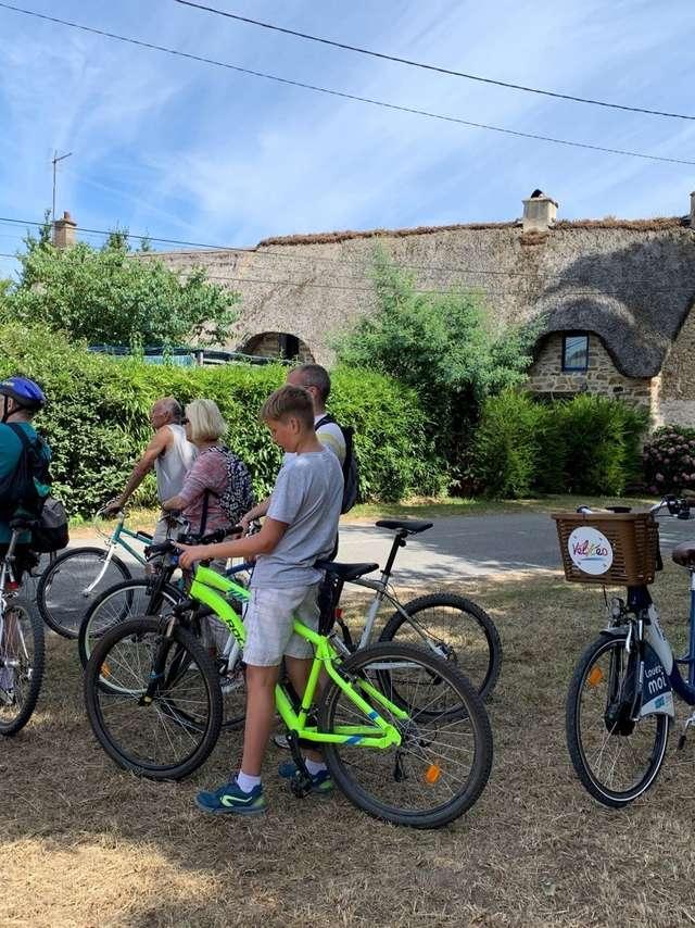 Tous en selle ! Escapade nature à vélo en Brière