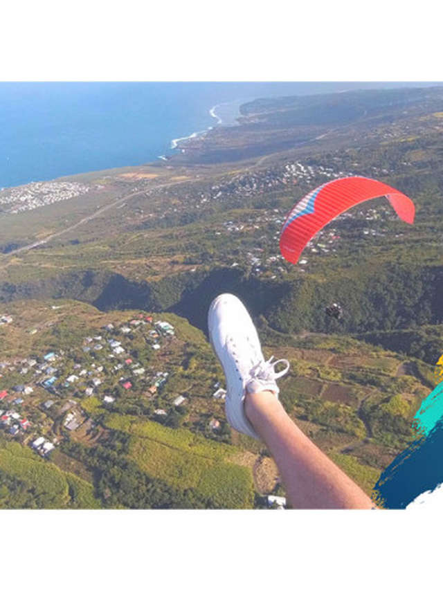 Solid'Air Parapente