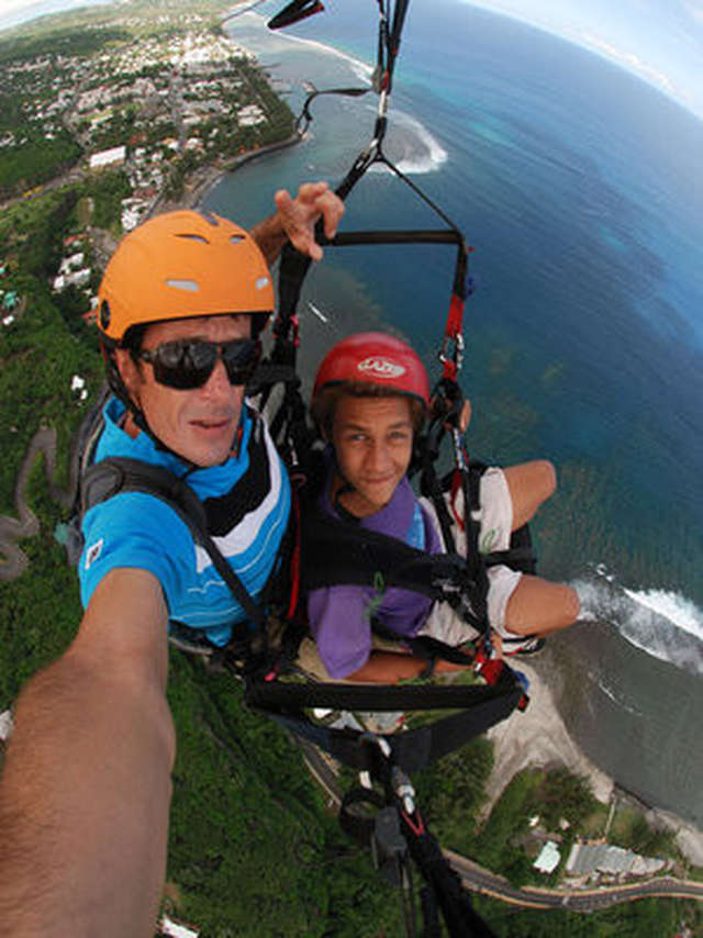 Black Air Parapente