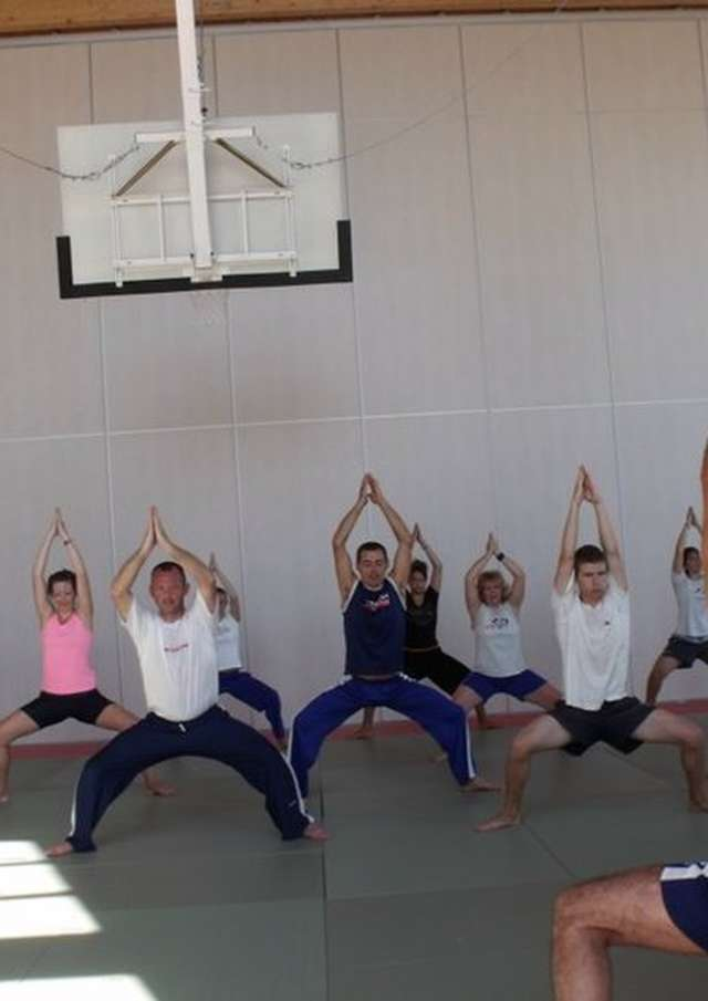 Stage  Vinyasa Yoga