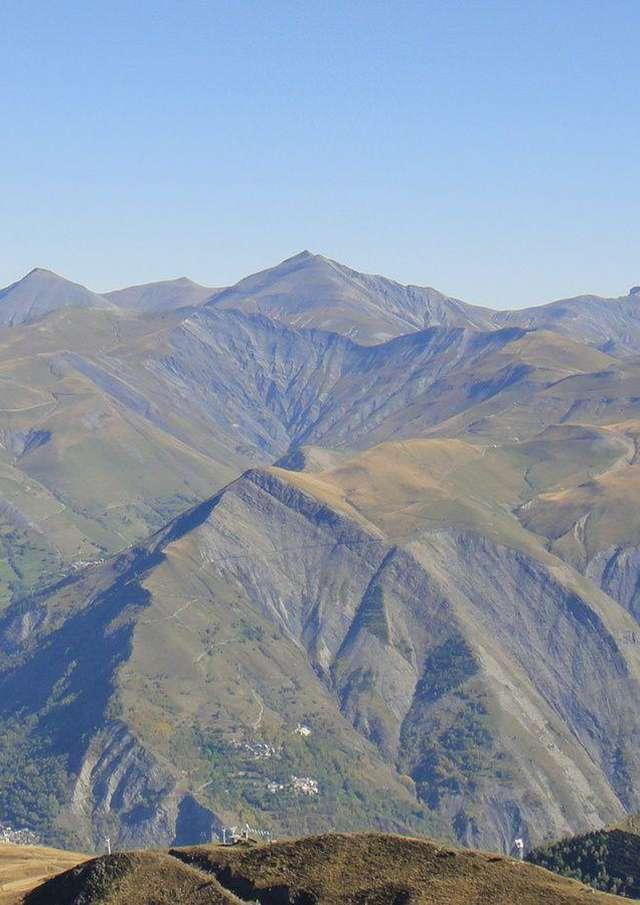VTTAE - Boucle de Mont de Lans par Petite Aiguille