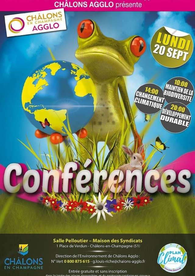 Conférences Interactives Bio-Sphère
