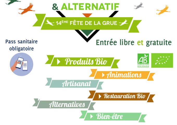 Salon Bio & Alternatif