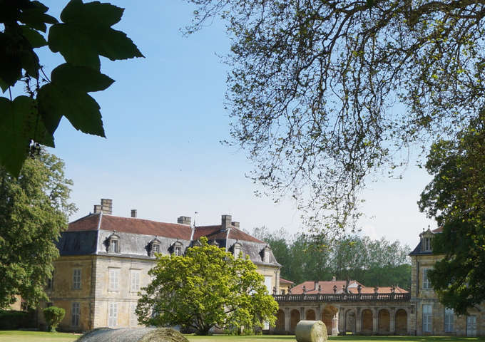 Rendez-vous aux Jardins : Abbaye de Trois-Fontaines