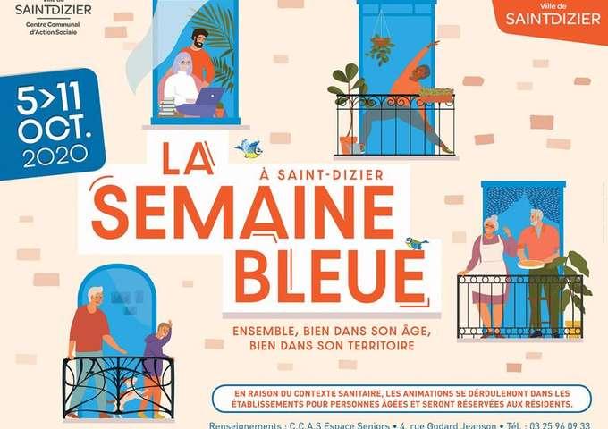 Semaine bleue : « Ensemble, bien dans son âge, bien dans son territoire »