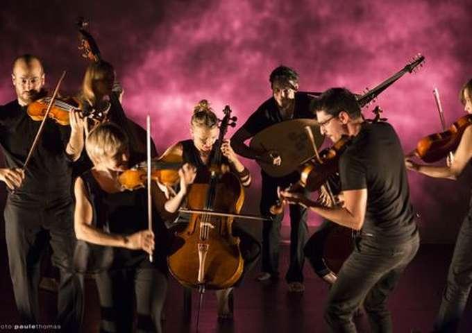 Concert : Vivaldi Piazzolla