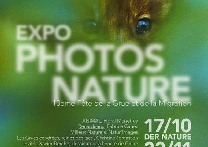 Expos nature - Fête de la Grue