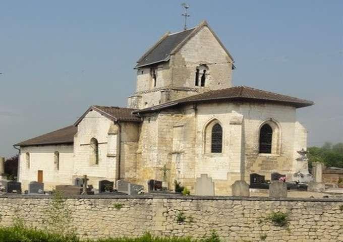 Découverte des Eglises Saint-Pierre de Coulmier et Saint-Martin de Mutigny