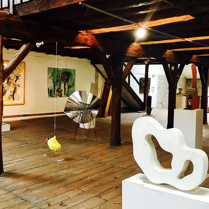 Centre d'Art Contemporain Raymond Farbos