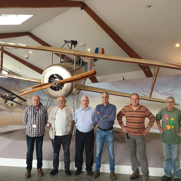 Espace Rozanoff, musée de la base aérienne
