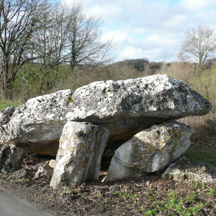 Dolmen de Loubressac