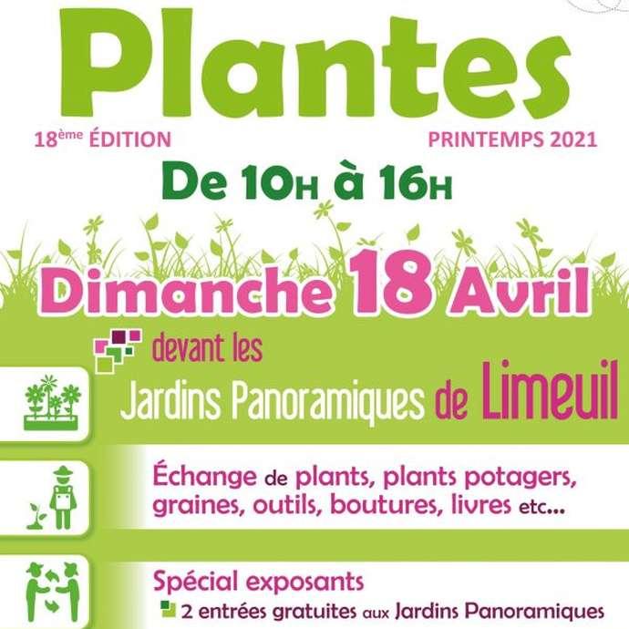 Troc aux plantes printemps 2021