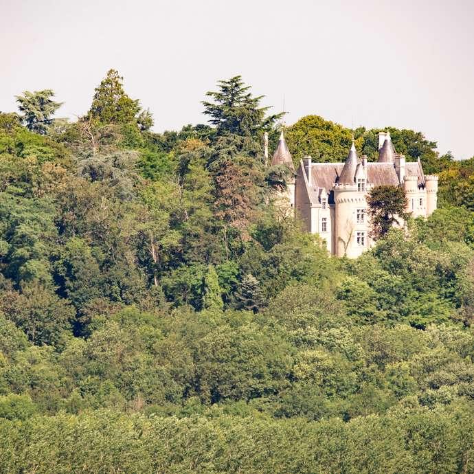 Fougeret Castle