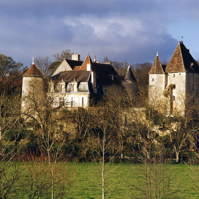 Jutreau Castle