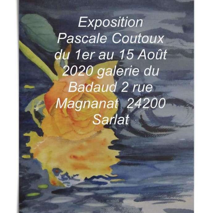 Exposition Pascale Coutoux