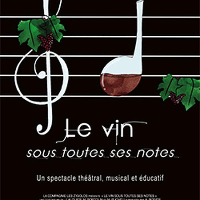 CARVES - Soirées Exceptionnelles - Le Vin sous toutes ses notes