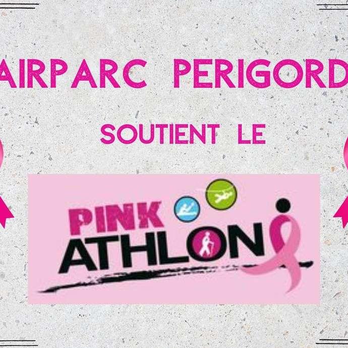 Airparc soutient le Pink'Athlon