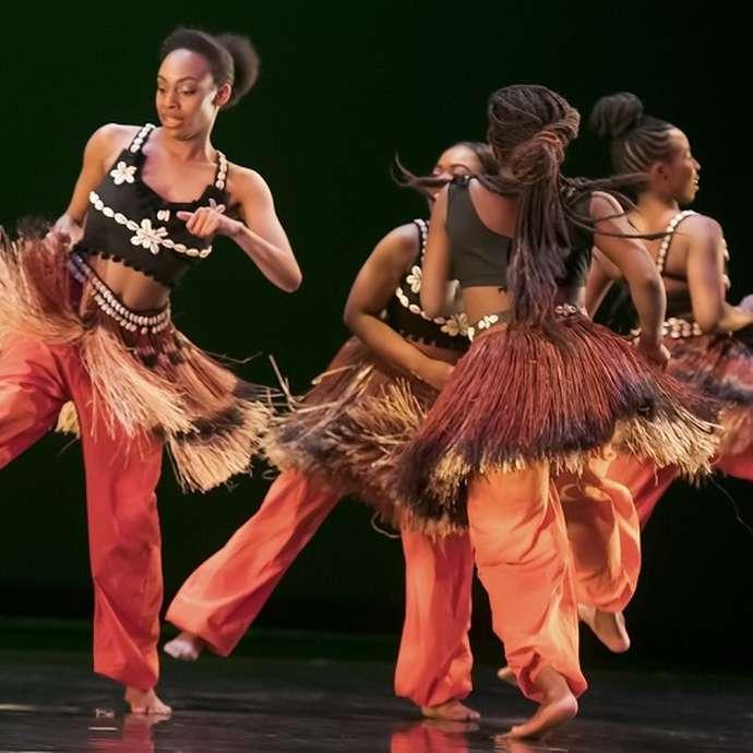 Stage de Danse Afro