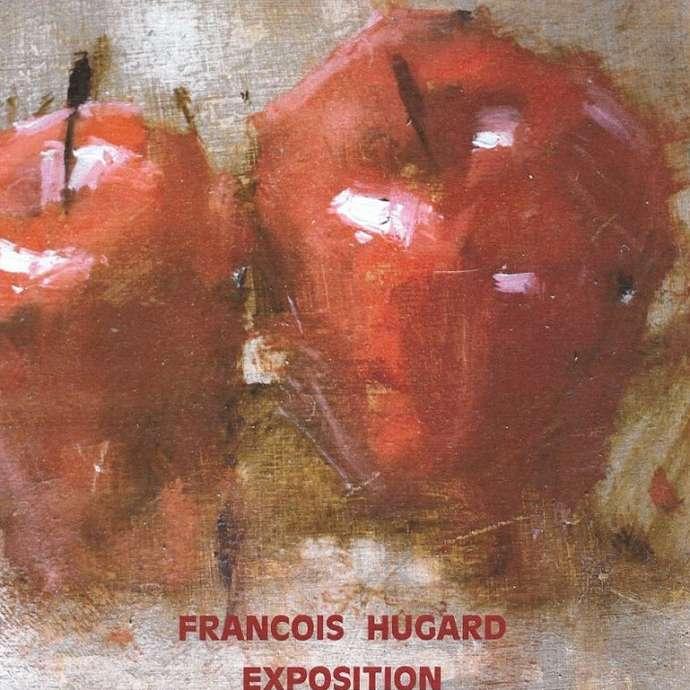 Exposition peinture de l'artiste François Hugard