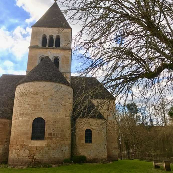 Journées du patrimoine : visite de la Chapelle Expiatoire de Saint Léon sur Vézère