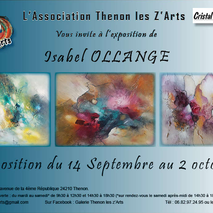 Exposition Isabel Ollange