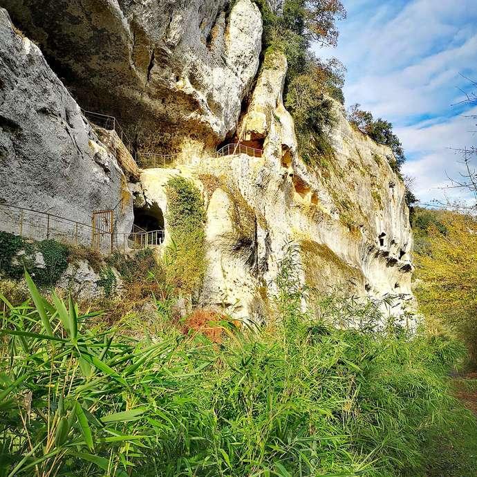 Visite du Fort du Roc de Tayac