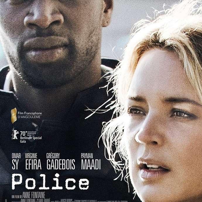 """Ciné passion """"Police"""""""