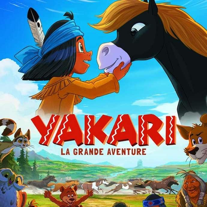 "Ciné passion ""Yakari-le film"""
