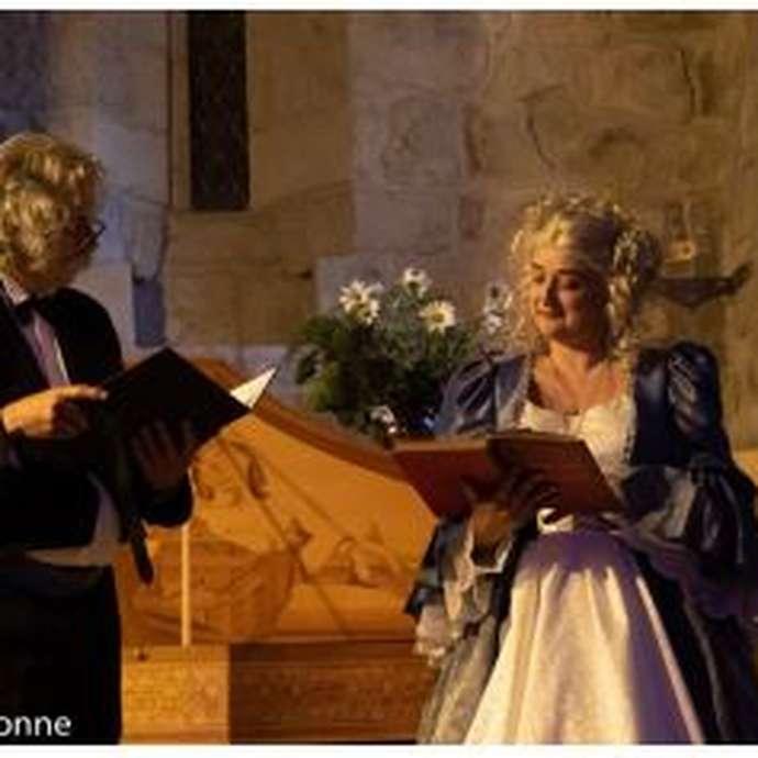 """Concert Lecture """"Les femmes du Grand siècle"""""""