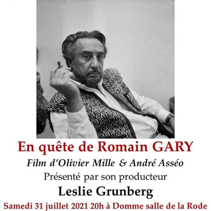 Film : En quête de Romain Gary
