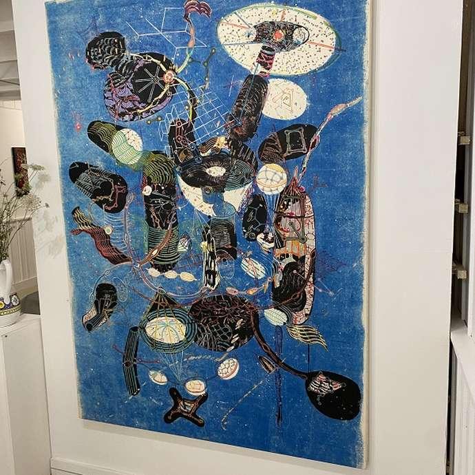 La Galerie d'art, Art, graine de l'esprit